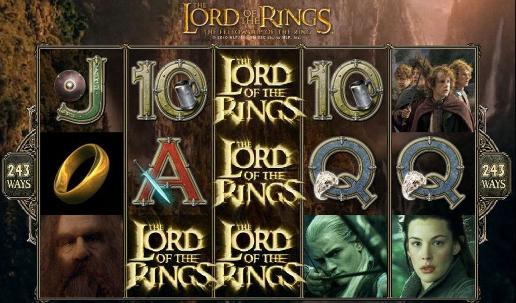lord of the rings online pokies new zealand