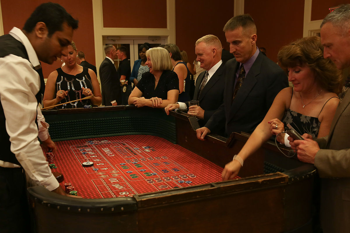 understanding craps - online casino games - casinos in new zealand
