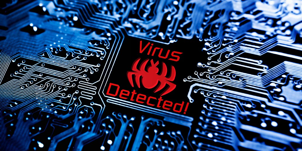 casino myths - virus detected