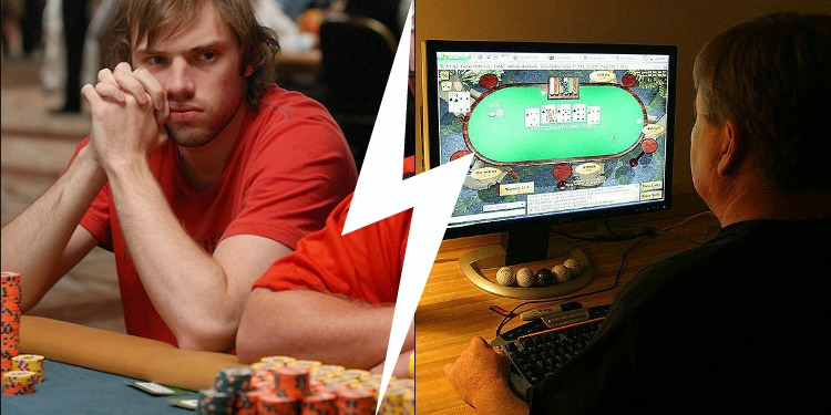 Online Poker vs Table Poker