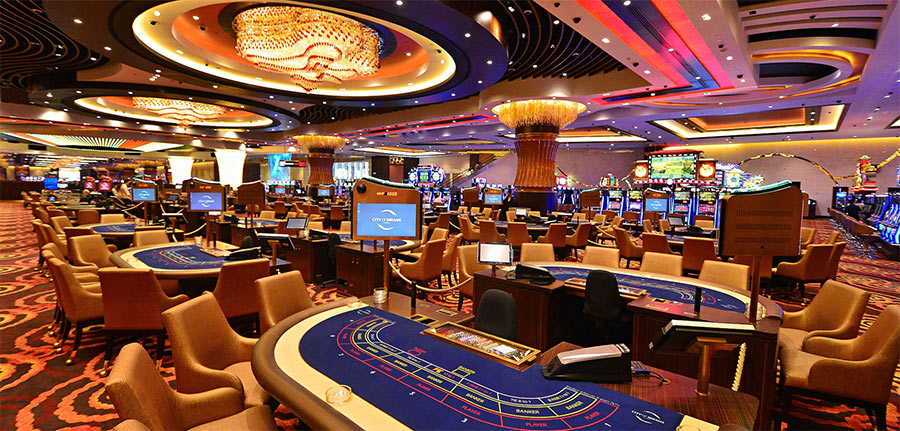 Benefits of playing online Vs Land primarily based Casinos